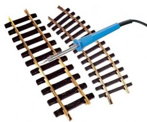 solder track