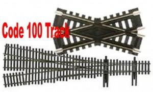 code 100 track