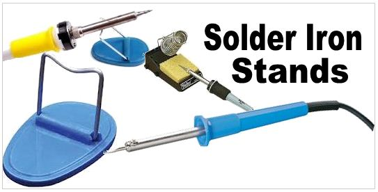 problems with metal holders for soldering irons model train help blog. Black Bedroom Furniture Sets. Home Design Ideas