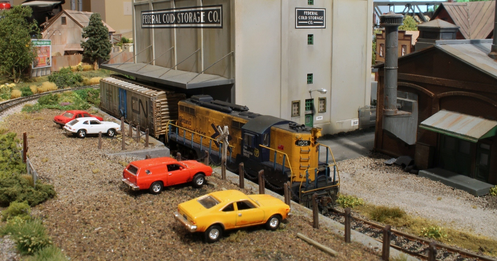model train Reefer & HO Scale Muskoka Central Railway - Model Train Help BlogModel Train ...