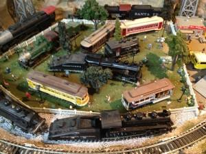 joes model railroad
