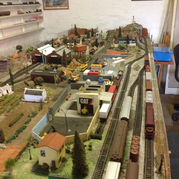 South African Model Railway