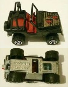 1/54 scale vehicles