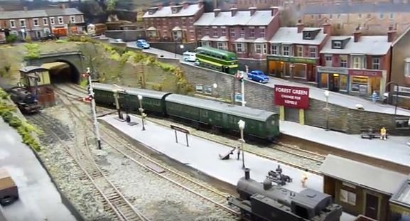Sileby Model Railway Exhibition
