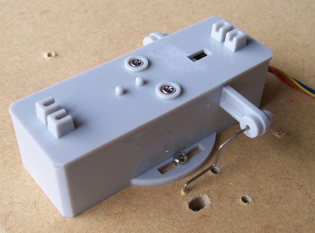 Wiring Diagram Seep Point Motors : Suitability of conrad point motors model train help model