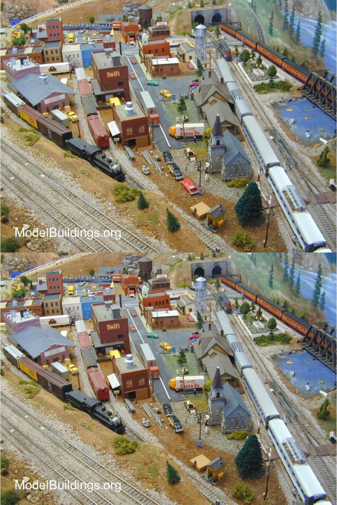 spot the difference railways