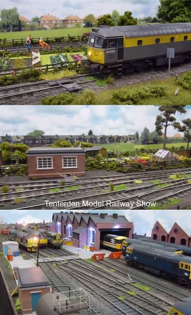 Tenterden Model Railway Show Photos