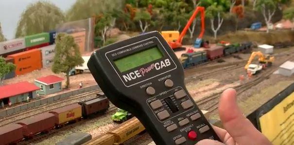 dcc controls