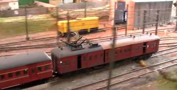 sydney model trains