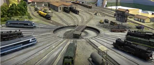 Guilherand-Granges - Model train show-France4