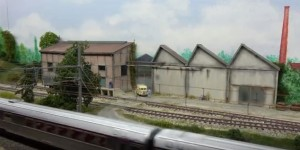 Model train show - Montélimar - France