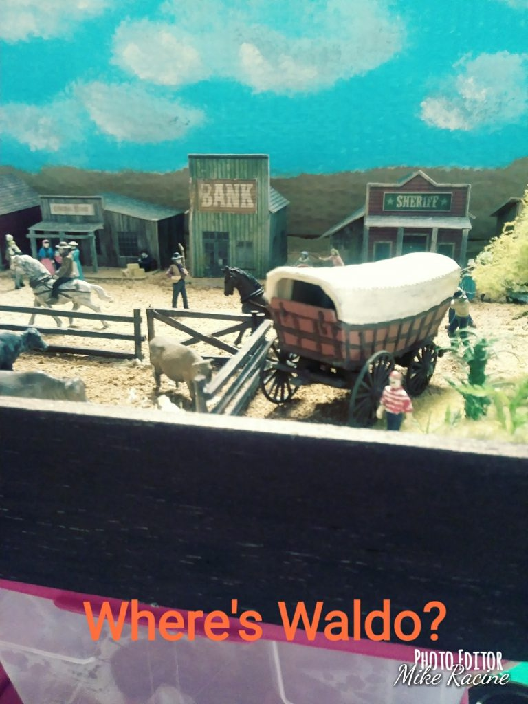 western town models to make
