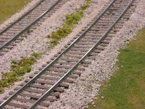 train track railways