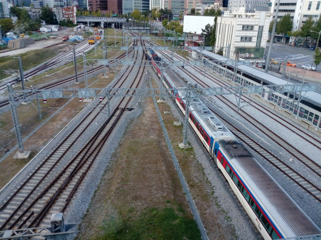 mystery railway line