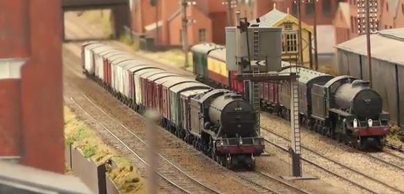 The Shipley Model Railway Society