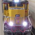 Led loco lights