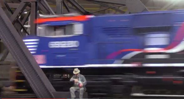 Southern New England Model Railroad Club