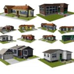 house plans scale models for railroads