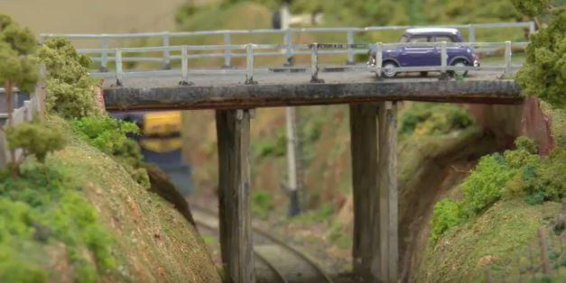 Hobsons Bay Model Railway Exhibition Australia