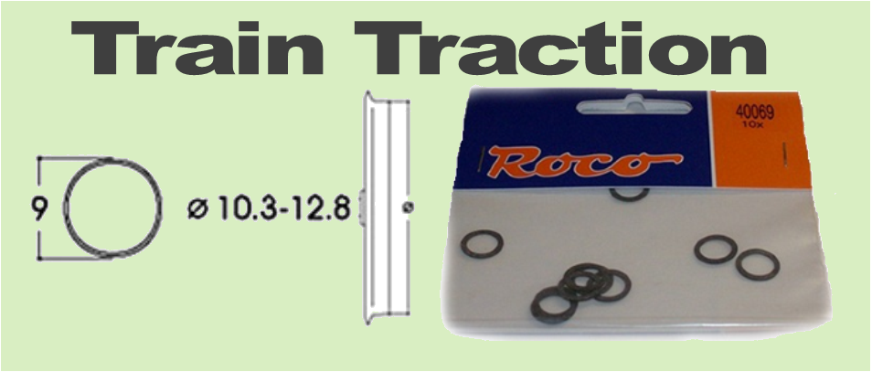 Roco Traction Tires