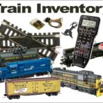 model train inventory