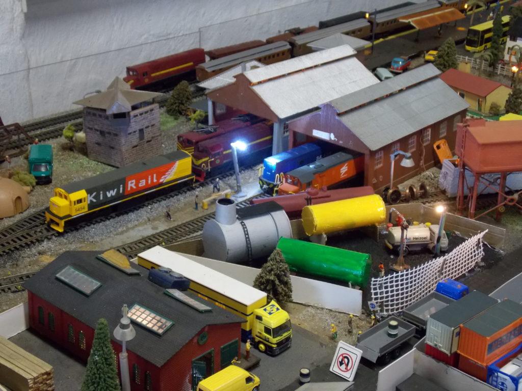 south africa model railways