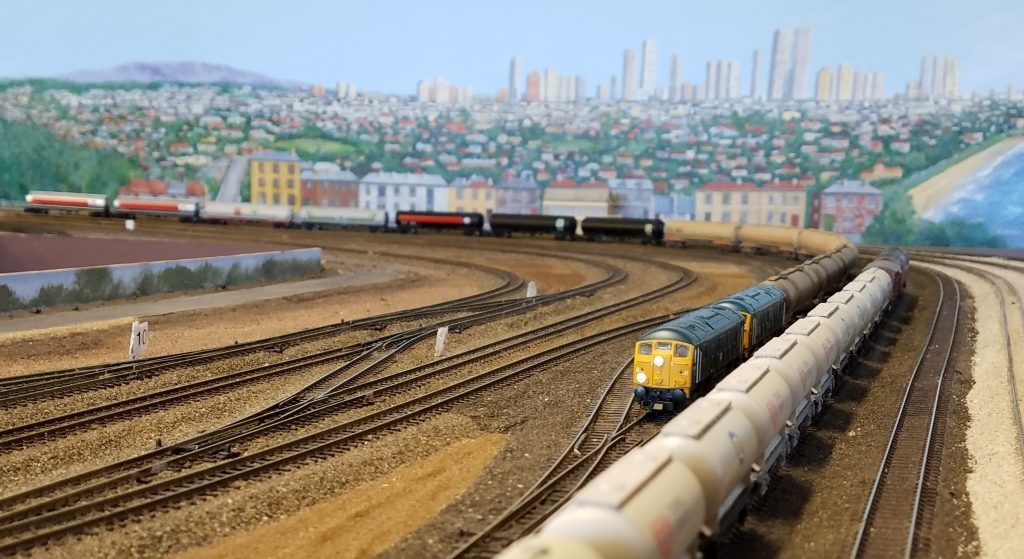 BR Class 24's Fuel Train