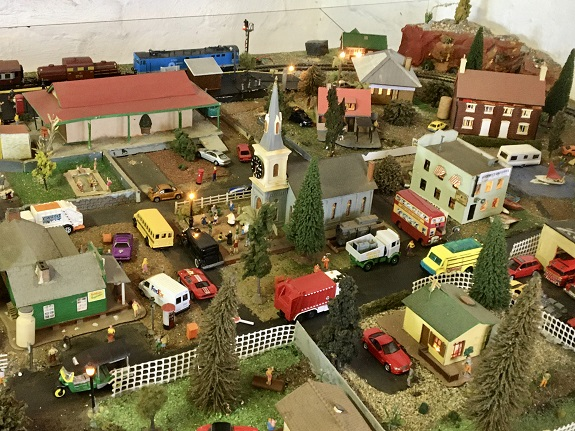 model trains south africa