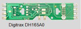 Digitrax DH165A0